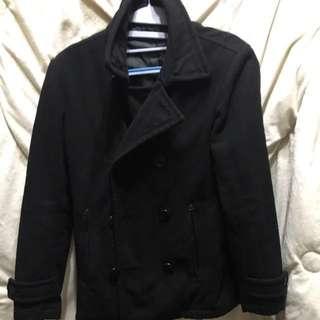 日本購入雙排扣外套