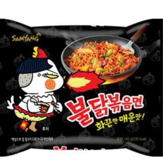 韓國三養辣雞麵