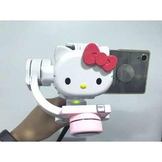 SwiftCam Hello Kitty 智慧型手機動態穩定器