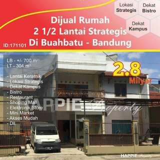 Rumah Buahbatu Bandung
