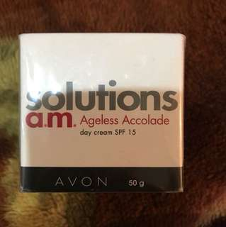 Solutions a.m ageless accolade
