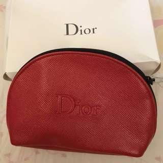 Dior 化妝袋