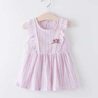 Beautiful Toddler Summer Dress