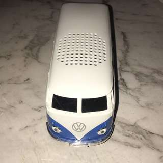 Mini Combi Van Bluetooth Speaker