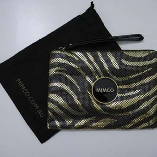 MIMCO classy purse pouch wallet