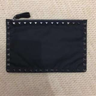 Valentino rock stud pouch **100% Authentic**