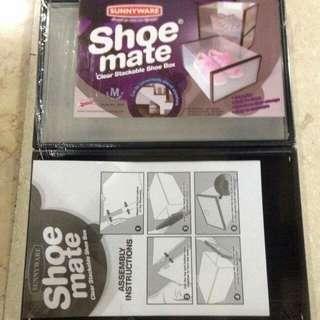 Shoemate Shoe Box