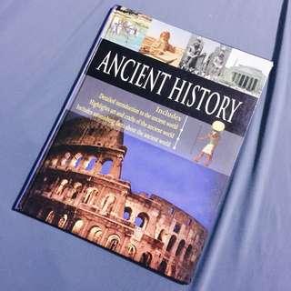 Ancient History Book