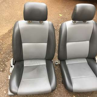 Seat Iswara Leather/SM4 Spring