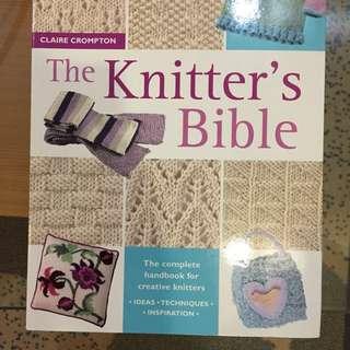 Lady's knitting bible
