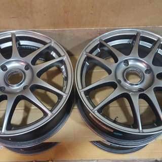 "15""Original Ralliart Rim"