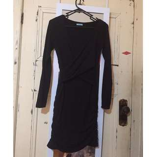Kookai Wrap Dress