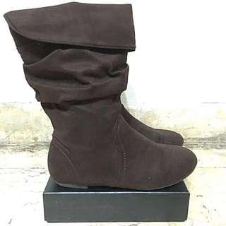 Cool Brown Boots