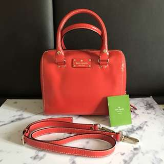 Kate Spade Bag (include dustbag & paperbag)
