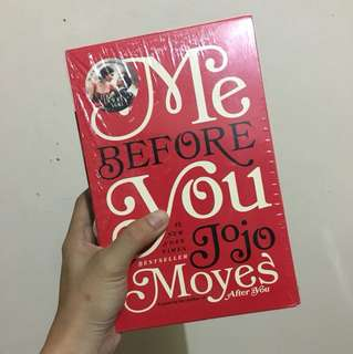 Me Before You & After you book set by Jojo Moyes