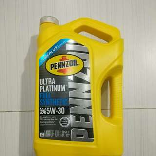 Pennzoil Fully Synthetic 5W30