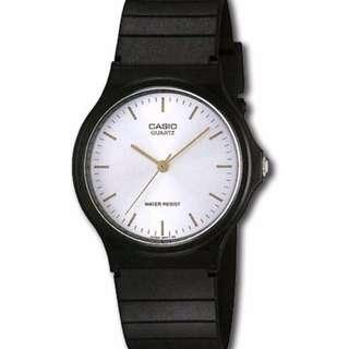 New Casio mq-24 female classic quartz watch with box warranty (RETAIL)