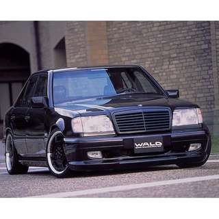mercedes w124 bodykit | Auto Accessories | Carousell Malaysia