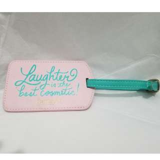 Benefit Luggage Tag