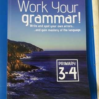 English Grammar P3/4