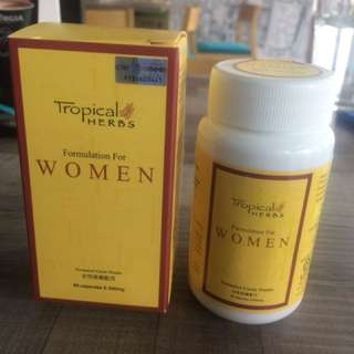 Amway Tropical Herbs for Woman