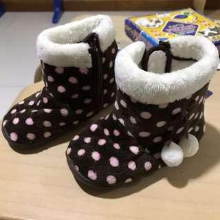 15cm Kids Winter Boots