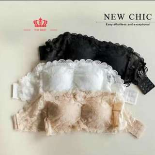 ONHAND TUBE LACE BRA