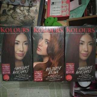 Kolours 3 boxes