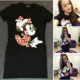 Minnie Mouse dress 👗
