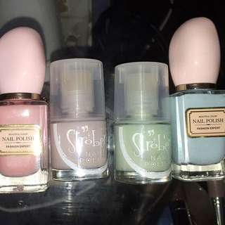 nail polish. take all only 50000