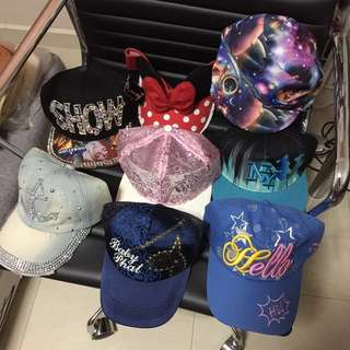 Caps for sale!