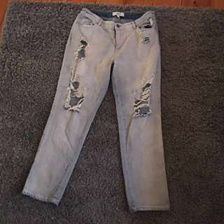 Boyfriend jeans by the brand Cameo