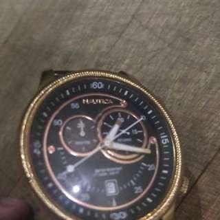 🔸Nautica Men's Watch