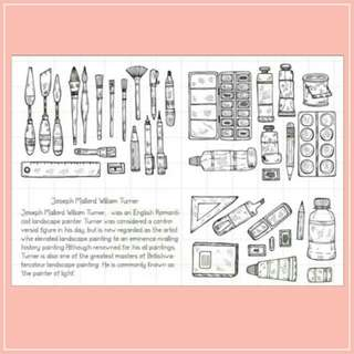 """BUY 1 FREE 1 """"Coming Soon"""" Sale Painting Palette Clear Stamp Set"""