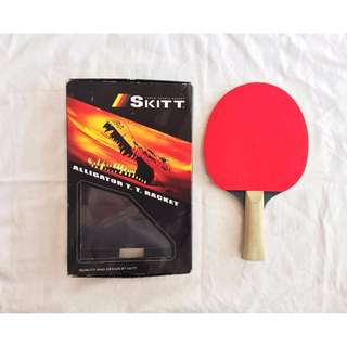 Alligator Table Tennis Racket  Brand: SKITT