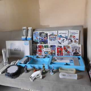 Nintendo Wii not PS1 PS2 PSP PS3 PlayStation Xbox GameCube.