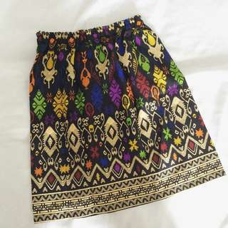 etnhic skirt