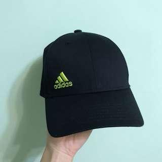 adidas logo棒球帽