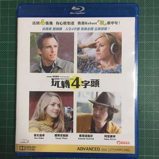 Blu ray 玩轉4字頭