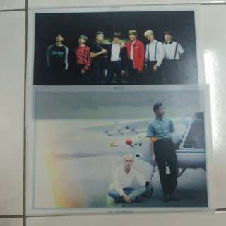 [WTS] BTS YOUTH JAPAN LIMITED POSTER