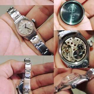 Authentic Rolex Oyster Precision 6622 yr 1938