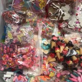 Cabochons & Charms