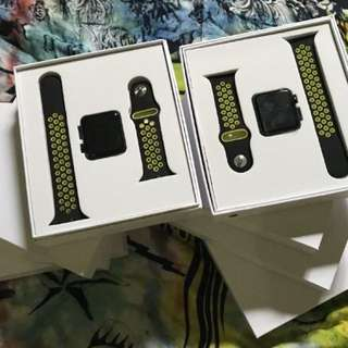 Smartwatch Iwo 3  beat clone 1:1 dengan apple watch iwatch nike version