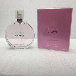 Chanel Chance Eau Tendre (Pink) 100ml EDT