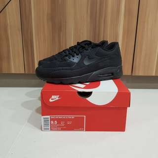 premium selection 43ec0 73659 Nike Air Max 90 Ultra BR Triple Black US9.5