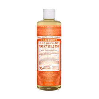 Dr. Bronner's Tea Tree Pure - Castile Soap 473 Ml