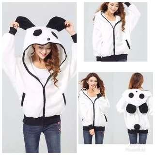 Panda Big Ears Hoodie Jacket!!!