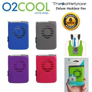 ⭐O2COOL®⭐ Deluxe Necklace Fans & Misting Fans
