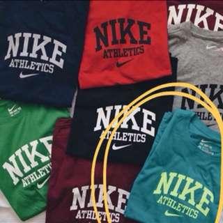Nike棉質短袖