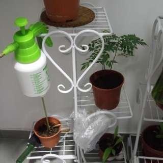 Gardening rack